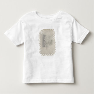 Drawing for the map of the moon, 1794 (pencil on p toddler T-Shirt