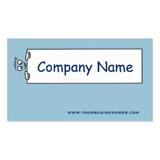 drawing head pack of standard business cards