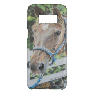 Drawing of a Roan Tennessee Walker Case-Mate Samsung Galaxy S8 Case