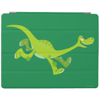 Drawing of Arlo Running iPad Cover