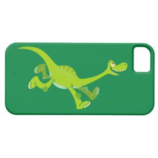 Drawing of Arlo Running iPhone 5 Cover