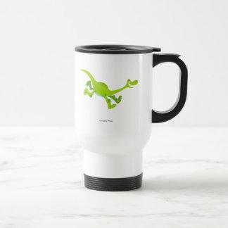 Drawing of Arlo Running Travel Mug