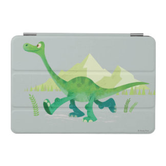 Drawing of Arlo Walking iPad Mini Cover