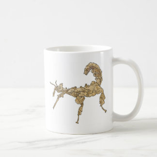 Drawing of Australian Stick Insect Coffee Mug