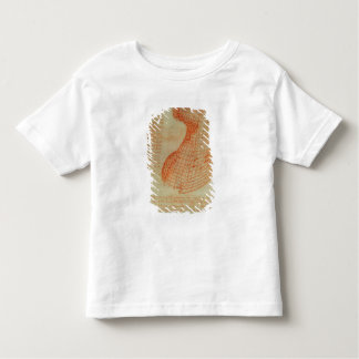 Drawing of the Ironwork Casting Mould Toddler T-Shirt