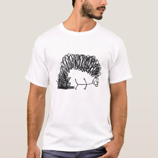 Drawing of the monster T-Shirt
