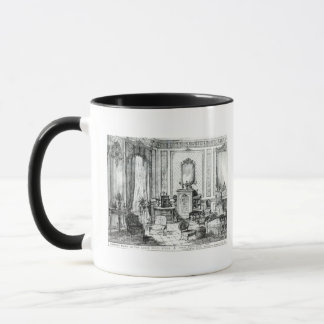 Drawing Room in the Louis Seize Style Mug