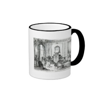 Drawing Room in the Louis Seize Style Coffee Mug