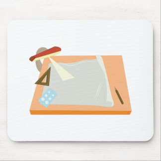 Drawing Table Mouse Pad