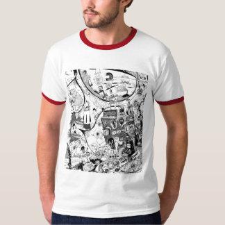 Drawn Tshirt