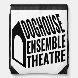 Drawstring Backpack - Doghouse Ensemble Theatre