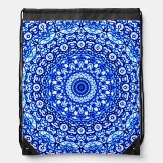 Drawstring Backpack Mandala Mehndi Style G403