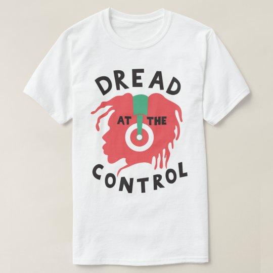 Dread At The Control Reggae Dub Rasta DJ