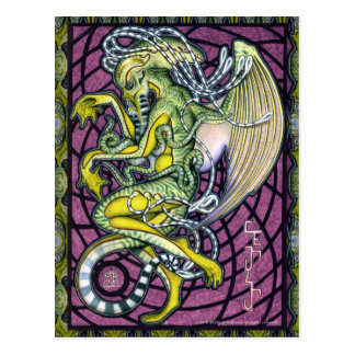Dread Cthulhu Postcard