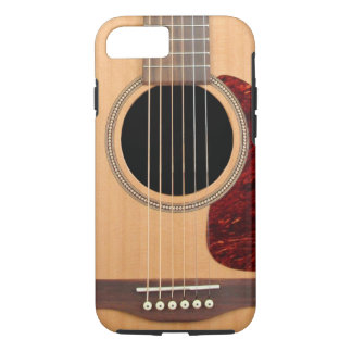 Dreadnought Acoustic 6 string Guitar iPhone 7 case