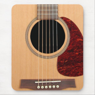 Dreadnought Acoustic six string Guitar Mouse Mat