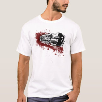 Dreadnought splash t-shirt