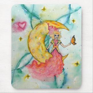 Dream a little dream mouse mat