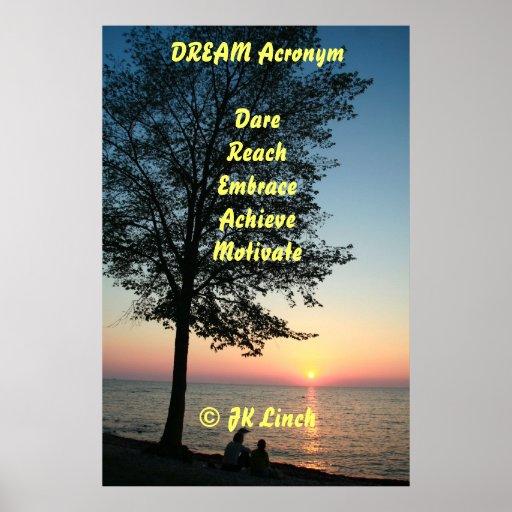 DREAM Acronym Poster