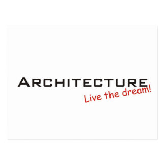 Dream / Architecture Postcard