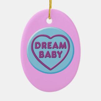 Dream Baby Christmas Ornament