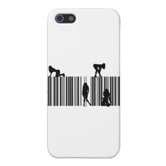 Dream Bar Code iPhone 5 Cases