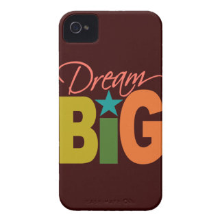 Dream BIG custom Blackberry Bold case