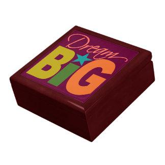 Dream BIG custom gift box