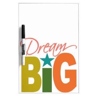 Dream BIG custom message board