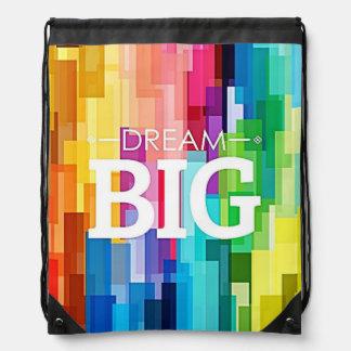 DREAM BIG DRAWSTRING BAG