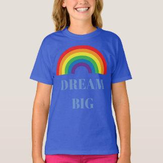 Dream Big Girls Tshirt