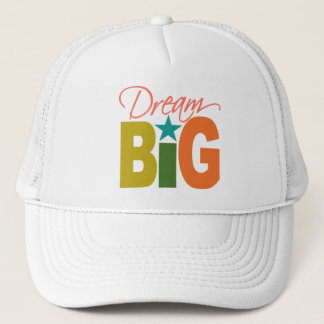 Dream BIG hat - choose color