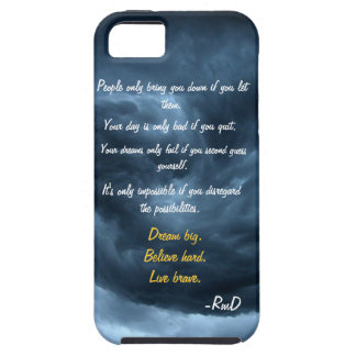Dream big iPhone5/5s case