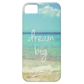 Dream big iPhone 5 cases