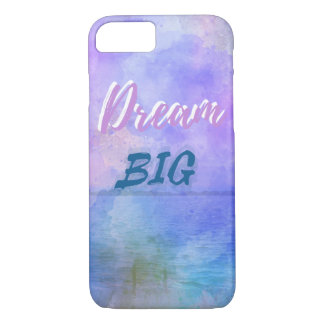 """Dream Big"" Iphone Case"