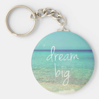 Dream big key ring