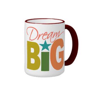 Dream BIG mug - choose style & color