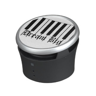 Dream Big Piano Keys Bluetooth Speaker