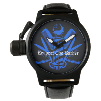 Dream Big Respect The Barber Watch