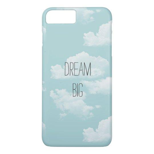 Dream Big Sky Clouds iPhone 7 Plus Case