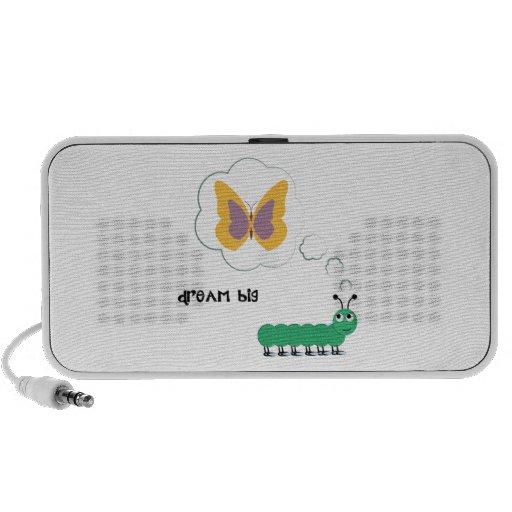 Dream Big Mp3 Speakers
