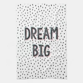 Dream Big Tea Towel