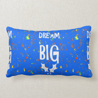 DREAM BIG Template DIY Resellers Customers QUOTES Throw Pillow