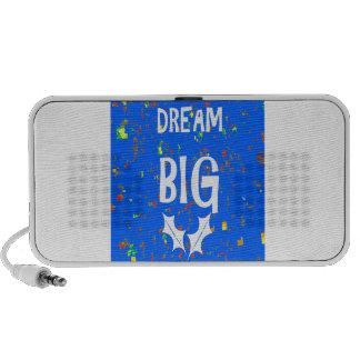 DREAM BIG Template DIY Resellers Customers QUOTES Notebook Speakers