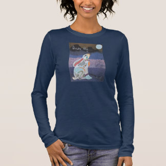 'Dream Big.. worry small' Moon Gazing Hare Top