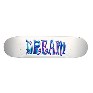 Dream Blue Skateboard