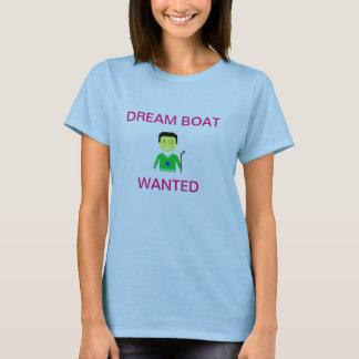 Dream Boat tshirt