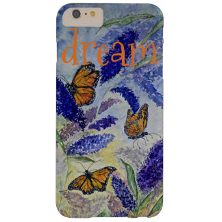 Dream Butterfly Art Barely There iPhone 7 Cases