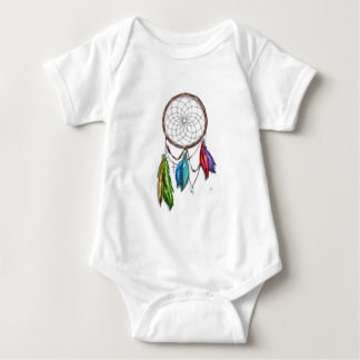 Dream Catcher Baby Bodysuit