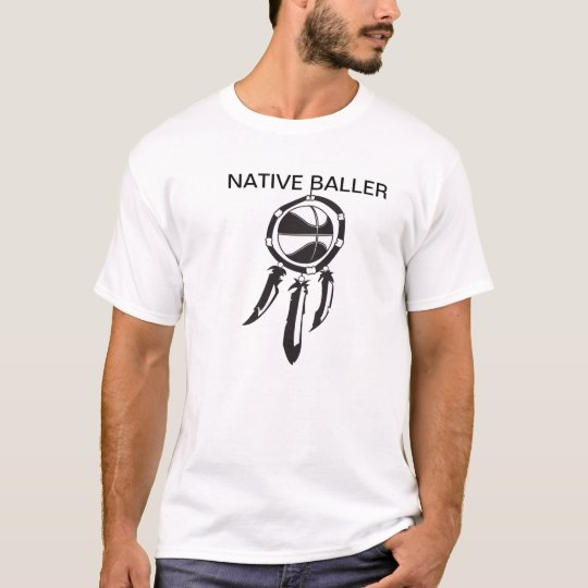 Dream Catcher/Basketball T-Shirt